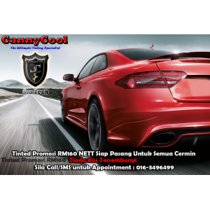 CannyCool Car Windows Tinting Specialist