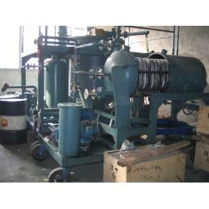 Black Engine Oil Regeneration System