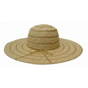paper straw weave wide brim hat