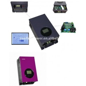 on grid single phase solar inverter