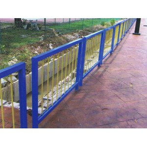 FRP ladder & Safety Handrail