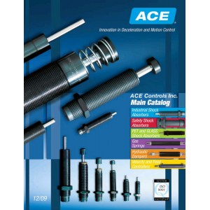 Ace Controls Shock Absorber and Gas Spring