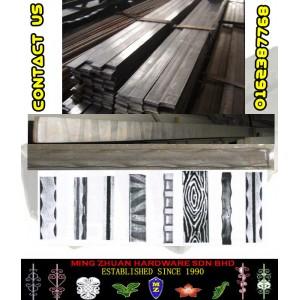 Wrought Iron/Mild Steel Flat bar