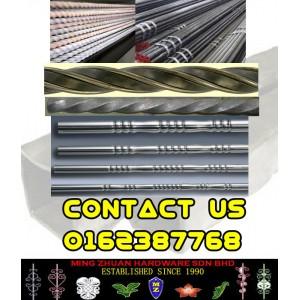 Mild Steel Twister Bar/Twister Tube