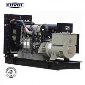 90KVA Lovol Perkins Diesel Generator Set