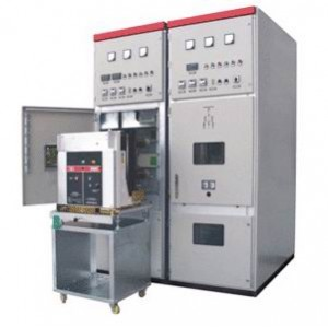 KYN28 metal-clad closed withdrawable switchgear
