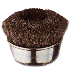 Cup Brush with Nut