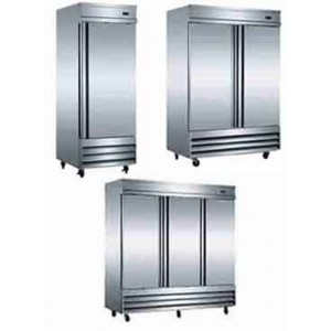 Commercial staiinless steel refrigerator