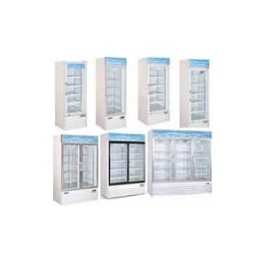 Glass Door Merchandiser-Freezer
