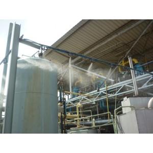 Odor / odour analysis & control system