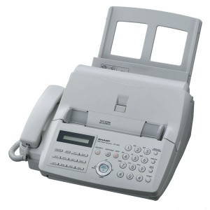 Sharp FO1550 Ink Film Plain Paper Fax Machine