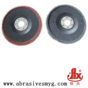"""4"""" fiber disc"""