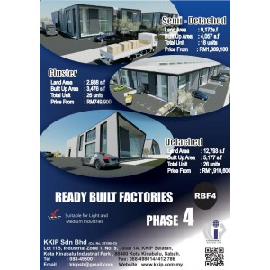 READY BUILD FACTORIES PHASE 4 (RBF4)