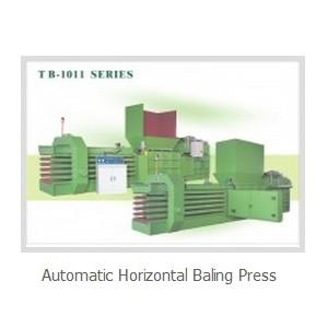Automatic Horizontal Balers--TB1011