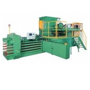 Automatic Horizontal Baling Press--TB0911