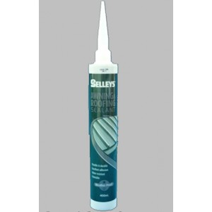 400ml Selleys Awning & Roofing Sealant Grey