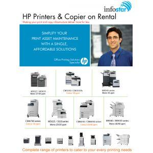 Printer Copier MFP Rental Service