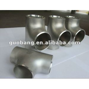 TP304/316L/321 Stainless Steel Tee/Elbow/Reducer