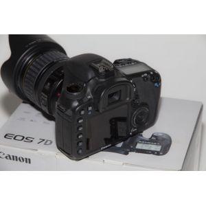 Canon EOS 7D 18.0 MP Digital SLR Camera - Black