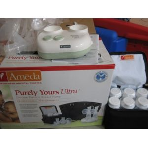 Ameda Purely Yours Ultra Breast Pump, Double