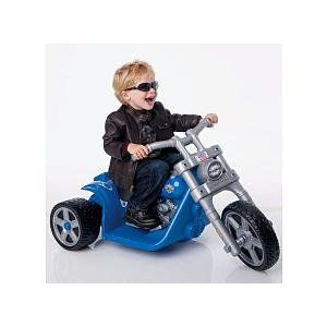 Fisher-Price Harley-Davidson Rocker Ride-On P5065