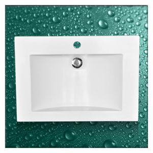 Acylic Modified Bathroom Basin