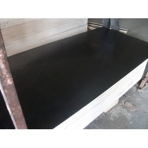 Black/Brown Film Faced Plywood