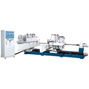 Double End Curved Profile Sander