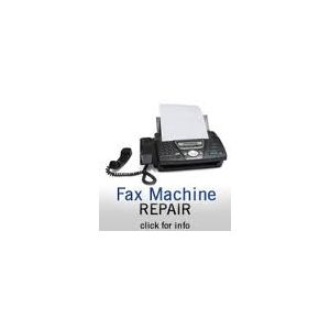repair fax machine
