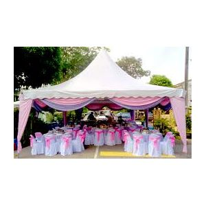 Canopy With Table Deco