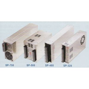 Power Supplies Unit 320~750W- Single Output