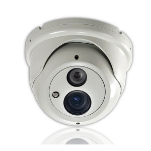 Hi-Def Network Camera: 2*Array IR LED