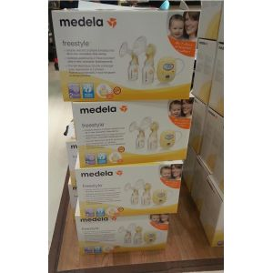 Medela Freestyle Double Electric Hands Free Breast Pump