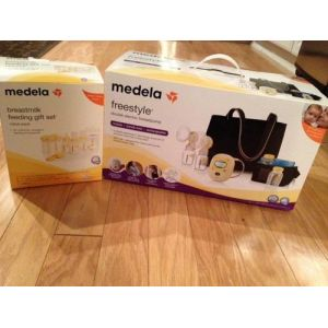 Medela Freestyle Double Electric Breast Pump Brand New in Sealed Box