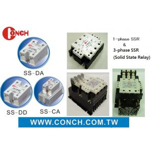 SSR, Solid State Relay