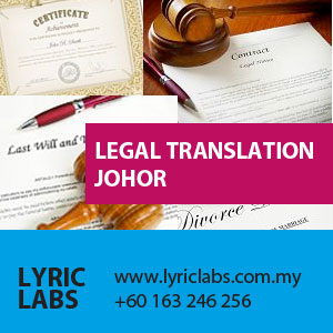 How to find the right translation agency in Johor Bahru?
