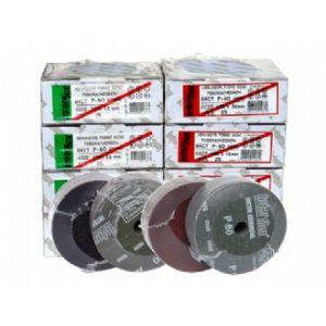 INTERFLEX ABRASIVE FIBRE DISCS