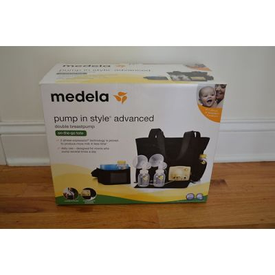 Medela Pump in style advanced Double Breast Pump on-the-Go-Tote