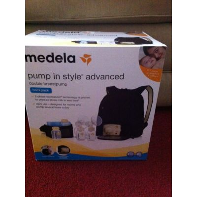 Medela Pump In Style Advanced Backpack Double Breastpump