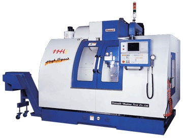 Taiwan Pinnacle Vertical Machining Center Model-PK-VMC-1000S
