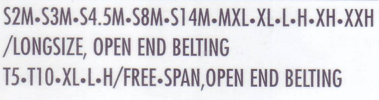 open end belting2