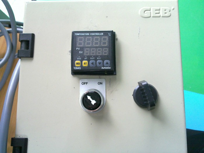 single zone temp controller3