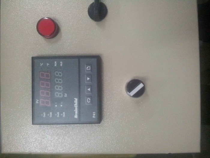 single zone temp controller15