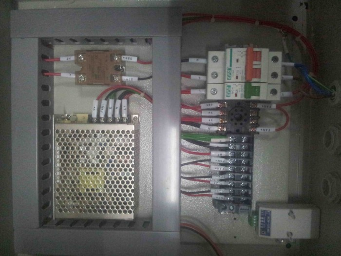 single zone temp controller18