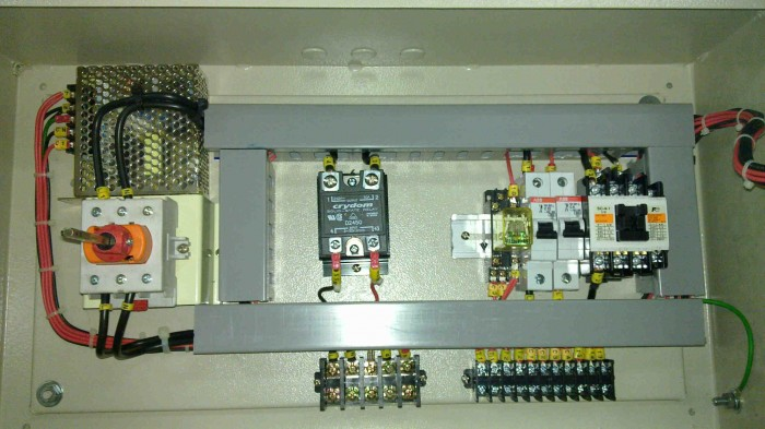 temp co<em></em>ntrol panel for electro<em></em>nic factory1