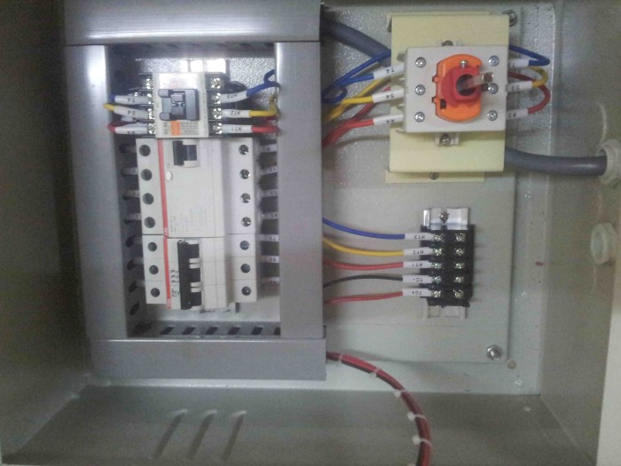 temp co<em></em>ntrol panel for electro<em></em>nic factory11