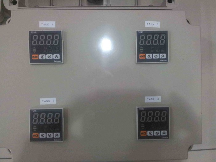 temp indicator for latex glove factory2