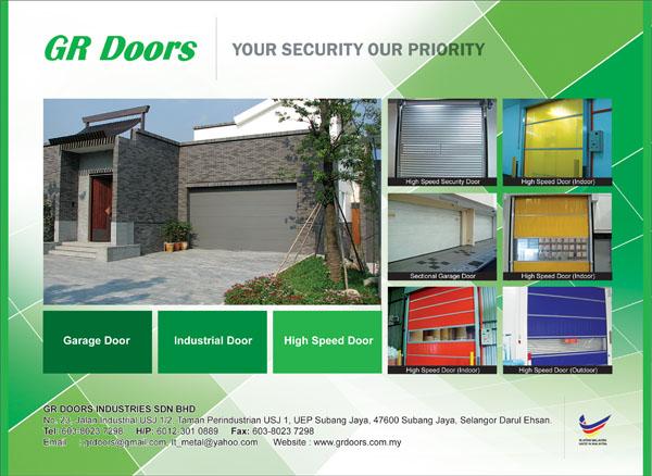 shutters-GR Door