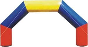 生产供应珠海澳门充气拱门、气球、灯笼柱、充气气模