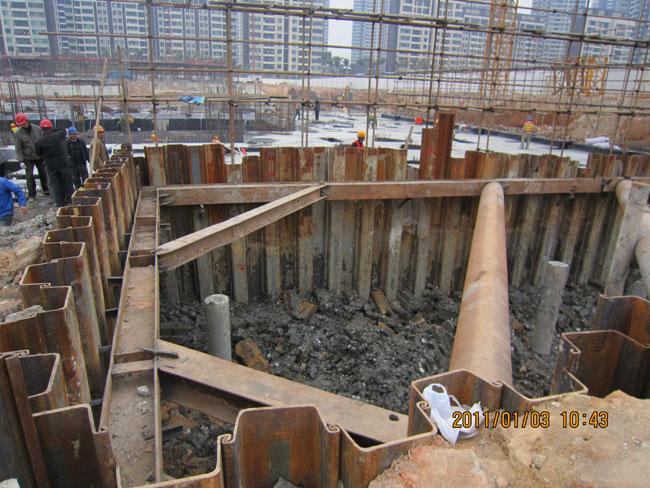 钢板桩租赁价格,钢板桩施工单位
